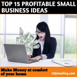 Best Home Business 2020.Top 15 Profitable Small Business Ideas To Start Up In 2020